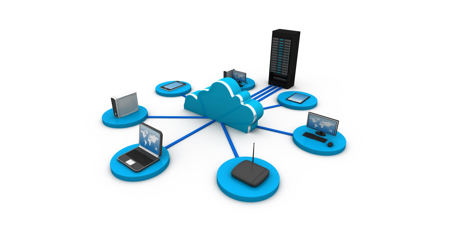 Điện toán đám mây và xu hướng máy tính ảo